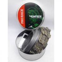 F1339QC Комплект дисков сцепления мото (фрикционные + металлические) (FCS1321/3) NEWFREN