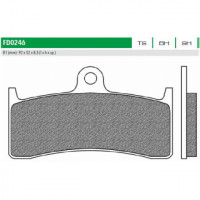 FD0246TS Тормозные колодки дисковые мото ROAD TOURING SINTERED (FDB2036) NEWFREN