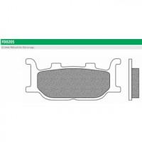 FD0205BT Тормозные колодки дисковые мото ROAD TOURING ORGANIC (FDB2003P) NEWFREN