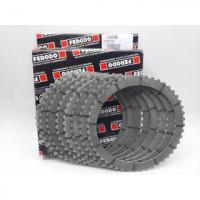 FCD0719/0 к-кт фрикционный дисков AL/органика, 8шт, 48 зубов для мото DUCATI 1100cc