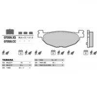 07059 колодки тормозные МОТО(FDB2200)