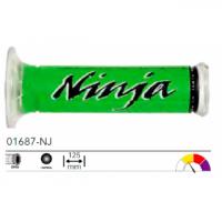 01687-NJ грипсы 2шт ROAD GRIPS KAWASAKI NINJA MEDIUM OPEN L.125mm