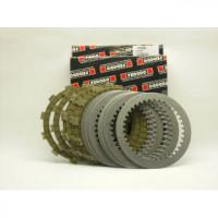 FCS0466/3 комплект дисков сцепления мото (фрикционные + металлические)