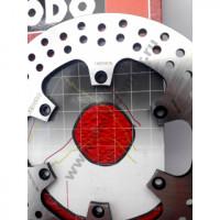 FMD0207R Диск тормозной MOTO 1шт