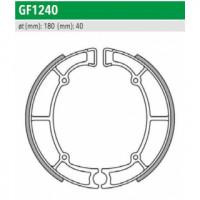 GF1240 Тормозные колодки барабанные мото (FSB719) NEWFREN