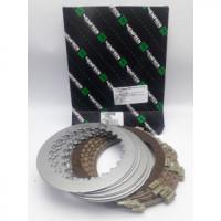 F1343AC Комплект дисков сцепления мото (фрикционные + металлические) (FCS0109/2) NEWFREN