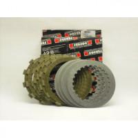 FCS0501/3 комплект дисков сцепления мото (фрикционные + металлические)