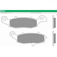 FD0228BT Тормозные колодки дисковые мото ROAD TOURING ORGANIC (FDB2048P) NEWFREN