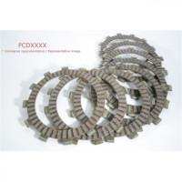 FCD0293 диск сцепления фрикционный к-кт мото
