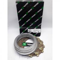 F1333AC Комплект дисков сцепления мото (фрикционные + металлические) () NEWFREN