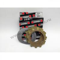 FCS0728/2 комплект дисков сцепления мото (фрикционные + металлические)