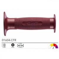 01604-CFR грипсы 2шт PAIR OF GRIPS OFF-ROAD MX 74-BORDEAUX