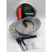 F1333YC Комплект дисков сцепления мото (фрикционные SINTER + металлические) () NEWFREN