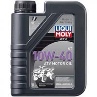 10W-40 НС-синтетика моторное масло для 4-тактных квадроциклов ATV 4T Motoroil Offroad 1л 7540