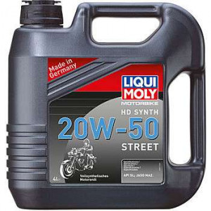 20W-50 Liqui Moly HD Synth