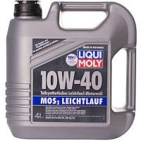 10W-40 Полусинтетика моторное масло MoS2 Leichtlauf SL/CF