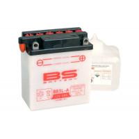 BB3L-A Аккумулятор BS , 12В, 3 Ач 98x56x110, обратная ( -/+ ), (YB3L-A)