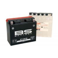 BT12B-BS Аккумулятор BS AGM, 12В, 10 Ач 150x69x130, прямая ( +/- ), (YT12B-BS)