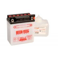 BB3L-B Аккумулятор BS , 12В, 3 Ач 98x56x110, обратная ( -/+ ), (YB3L-B)