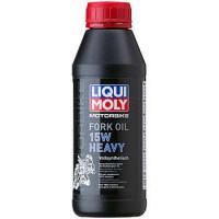 15W Синтетика масло для вилок и амортизаторов Motorrad Fork Oil 15W Heavy. 0,5л 7558/1524
