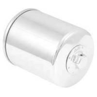 KN-171C фильтр масляный МОТО хром