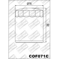 COF071C фильтр масляный МОТО (зам.C306)