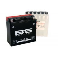 BT14B-BS Аккумулятор BS AGM, 12В, 12 Ач 150x69x145, прямая ( +/- ), (YT14B-BS)