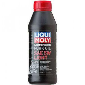 5W Синтетика масло для вилок и амортизаторов Motorrad Fork Oil 5W Light 0,5л. 7598/1523