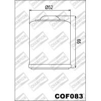 COF083 фильтр масляный МОТО (зам.C320)