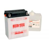 BB12AL-A2 Аккумулятор BS , 12В, 12 Ач 134x80x160, обратная ( -/+ ), (YB12AL-A2)