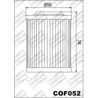 COF052 фильтр масляный МОТО (зам.X312)