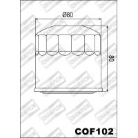 COF102 фильтр масляный МОТО (зам.F302)