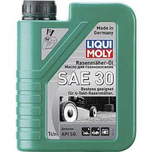 SAE30 Минералка моторное масло для газонокосилок Rasenmaher-Oil 30 1л 3991/1264