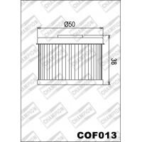 COF013 фильтр масляный МОТО (зам.X301/X356)