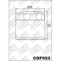 COF053 фильтр масляный МОТО