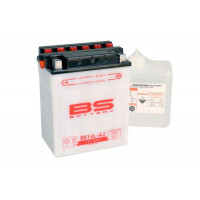BB14L-A2 Аккумулятор BS , 12В, 14 Ач 134x89x166, обратная ( -/+ ), (YB14L-A2)