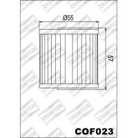 COF023 фильтр масляный МОТО (зам.X310)