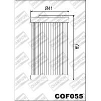 COF055 фильтр масляный МОТО (зам.X310)