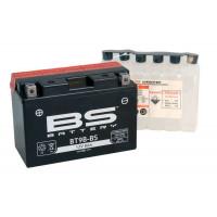 BT9B-BS Аккумулятор BS AGM, 12В, 8 Ач 150x68x105, прямая ( +/- ), (YT9B-BS)