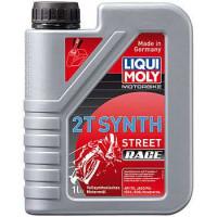 1505/3980 Синтетика моторное масло для 2-тактных мотоциклов Motorrad Synth 2T 1л