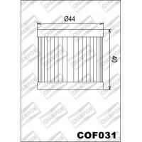 COF031 фильтр масляный МОТО (зам.X310)