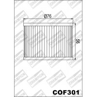 COF301 фильтр масляный МОТО (зам.X315)