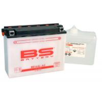 BB16AL-A2 Аккумулятор BS , 12В, 16 Ач 207x71,5x164, обратная ( -/+ ), (YB16AL-A2)
