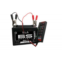 BT02 Battery and alternator tester Аккумулятор BS , 12В