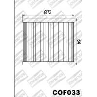 COF033 фильтр масляный МОТО (зам.X307)