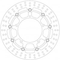 FMD0281RX Диск тормозной MOTO 1шт