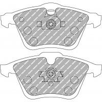 Передние cпортивные тормозные колодки Ferodo Racing DS2500 FCP1765H
