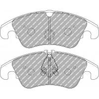 Передние тормозные колодки Ferodo Racing DS2500 FCP4044H