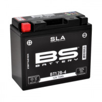 BT12B-4 (FA) Аккумулятор BS SLA, 12В, 10 Ач, 175 А 150x69x130, прямая (+ / -), (YT12B-4)