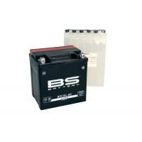 BIX30L-BS Аккумулятор BS AGM, 12В, 30 Ач 400 A 165x125x175, обратная ( -/+ ), (YIX30L)